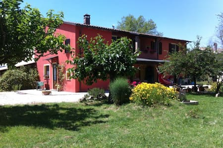 mini apartment, Umbrian countryside