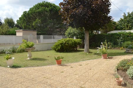 Comme à la maison..... - Villeneuve-sur-Lot - House