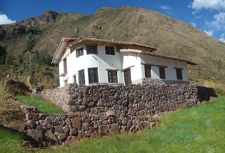 Casa de relajacion en el valle.