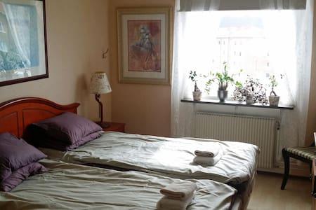 Cosy Central room incl. breakfast - Apartamento