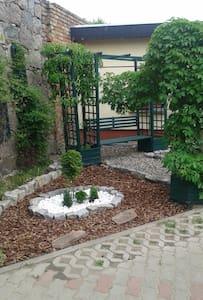 Natur und Ruhe im Barnimer Land - Apartamento