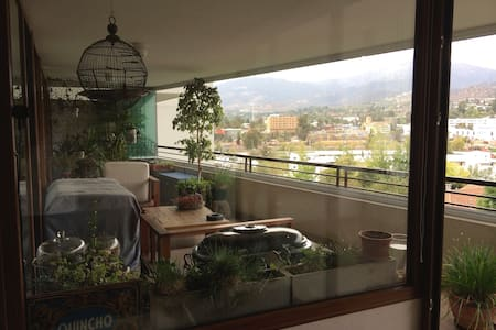 Habitacion individual + baño - Flat
