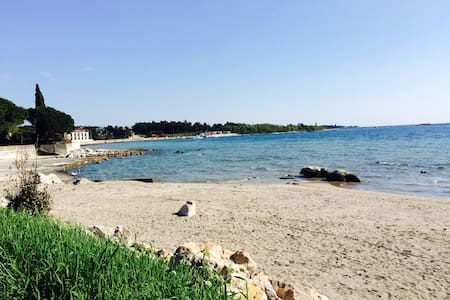 2 bedroom, near the beach and a seaview terace - Byt