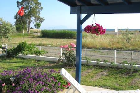 Summer house beach view - Seferihisar - House