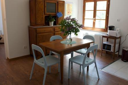 Gite 2 - Valaire - Apartament