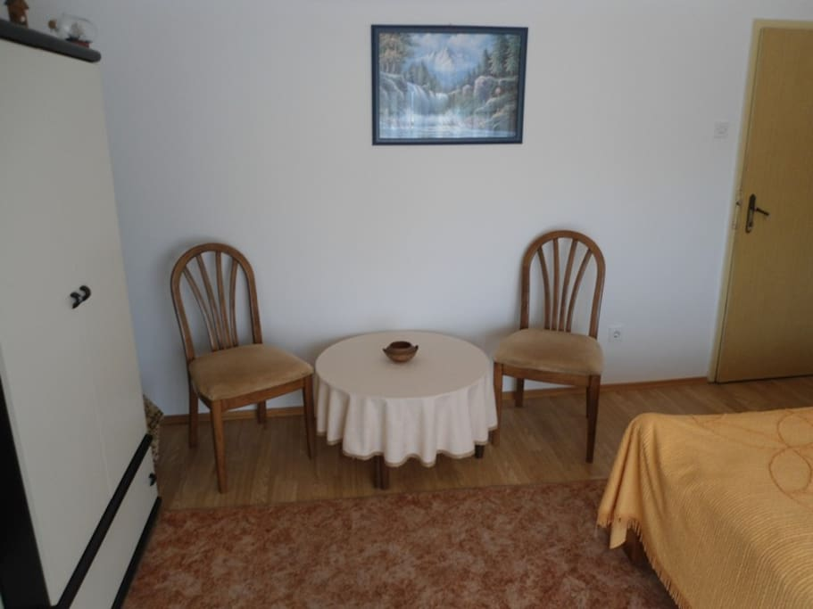 NEW! Cozy room with private terrace