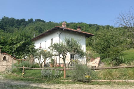 Monferrato farmhouse - Maison