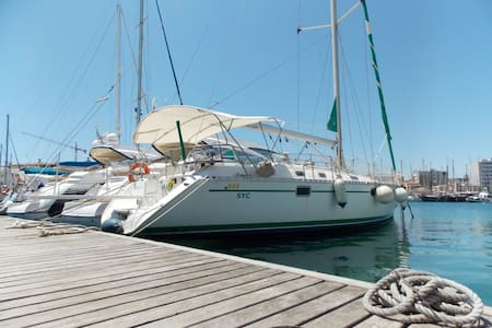Boat for four people - Siracusa - Barco