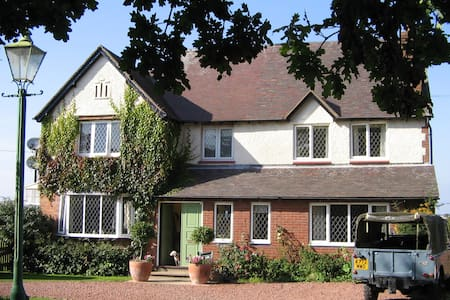 House in picturesque Albrighton - Albrighton
