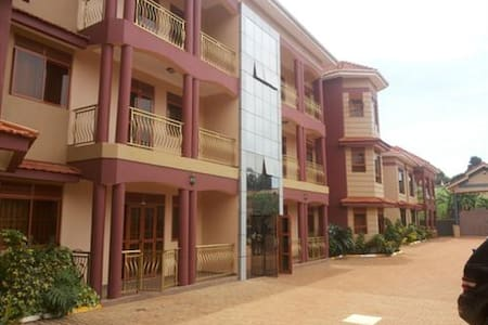 2 blocks furnished apartments to let in Naguru, - Apartment