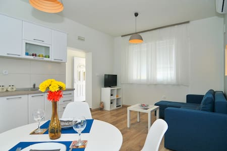 Brand New Sea Style Apartment - Tivat - Pis