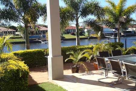 Sunshine Coast waterfront home stay - Lejlighed