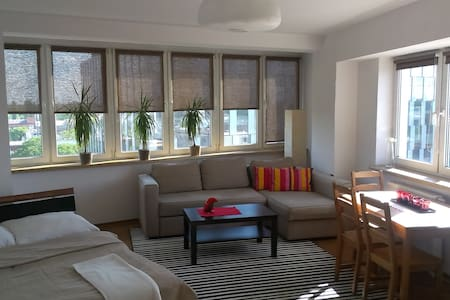 Comfortable apartment in the city center - Wroclaw