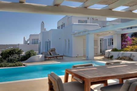 Villa Myraida - Agios Ioannis Diakoftis - Villa