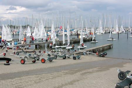 Ferienwohnung in Kiel-Schilksee - Kiel - Apartment