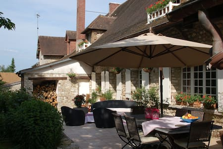 House of charm close to Paris - Saint-Illiers-la-Ville - Talo