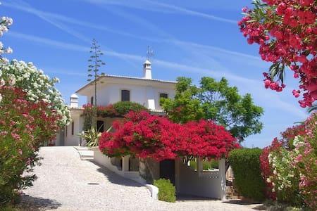 Algarve Carvoeiro Villa Ocean View - Praia da Marinha - Vila