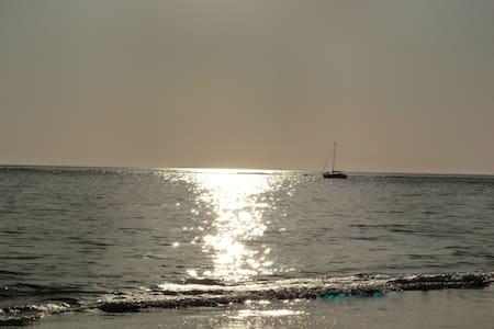 Beach Bums Paradise - Edisto Beach - 一軒家