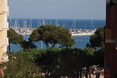 Cozy apartment 100 m from Beach - Sant Feliu de Guíxols - Apartment