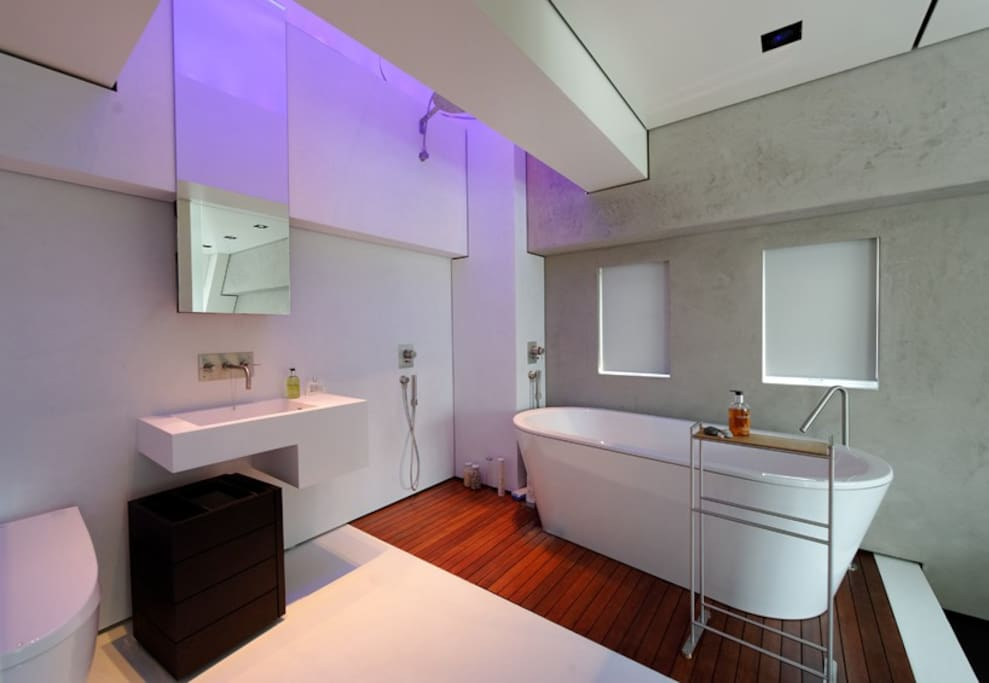 Tokyo Loft -Hiroo luxury penthouse