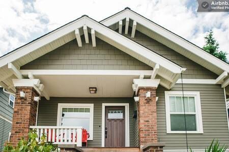 Wallingford Craftsman 1 BR apt - Seattle - Apartment