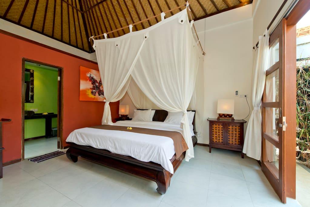 Villa Cantik Balangan (up to 10 pp)