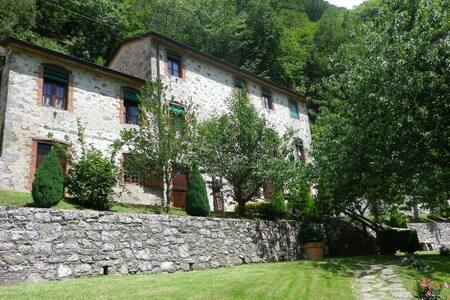 Casa Pedogna fur langsam Urlaub - Haus