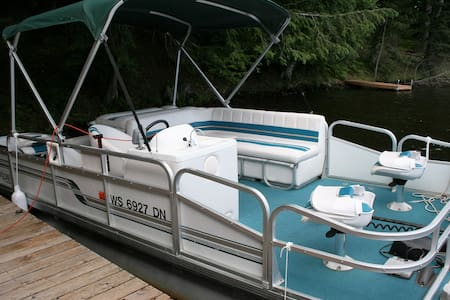 The Eagles' Call-Pontoon Included! - Maison