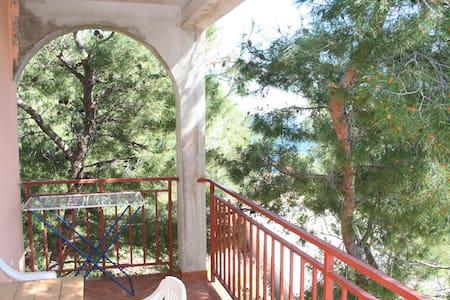 Cozy apartment  next to the sea - Sveta Nedilja - Lejlighed