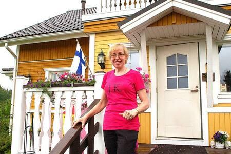 Room 30 km from Helsinki - Sipoo