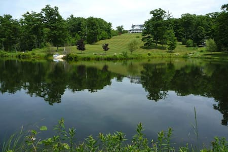 100 Acres + Hundred Mile View - Hillsdale - House