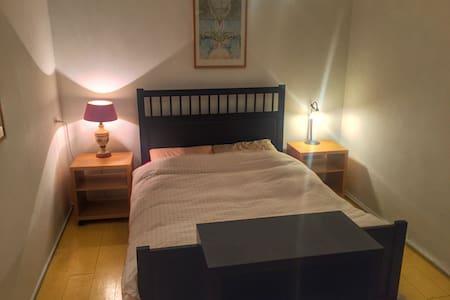 Leuke kamer geschikt voor 2 - Bergen - Bed & Breakfast