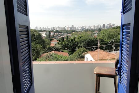 The top view Paulista Vila Madalena