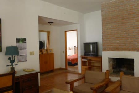 Great apt. surrounded by gardens  - Hus