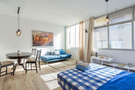 Studio 5min to beach & Neve Zedek - Apartment