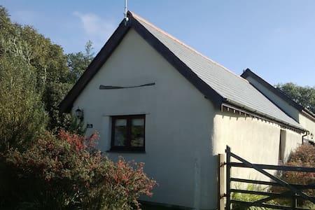 Rural cottage near coast in N Devon - House