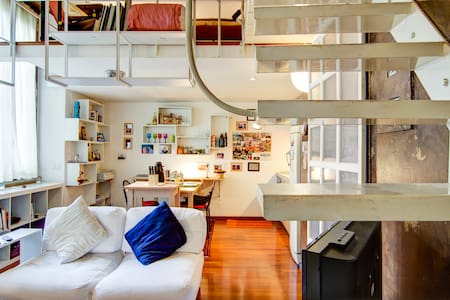 Loft di design  in centro a Milano - Milan - Loft