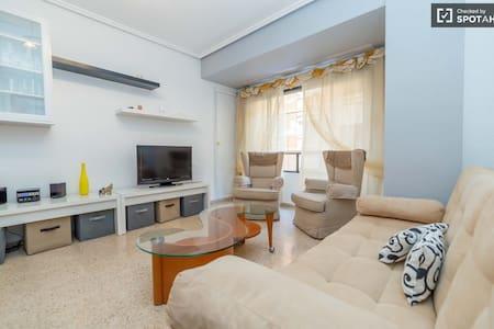 Habitación en valencia mislata - Wohnung