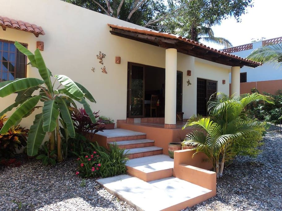 2 bedroom house in San Pancho, Nay.
