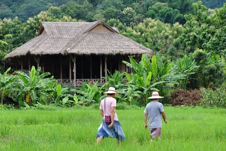 Lisu Lodge Hill Tribe Holidays - Mae Taeng District