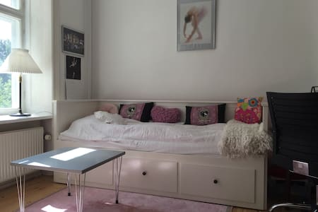 Room for 1 or 2 persons - Frederiksberg - Apartment