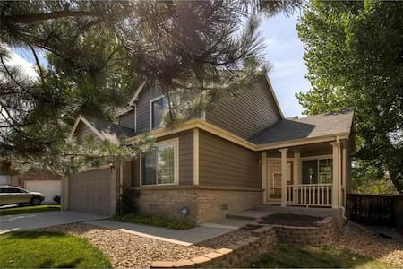 Quiet and laid back place and host - Highlands Ranch - Casa