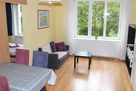 Great location close to city center 1 min to metro - Apartment