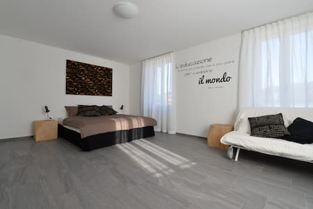 BED & BREAKFAST - SALOTTO BRÈ - Lugano - Bed & Breakfast