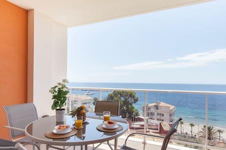 Apartamento frente al mediterraneo - Appartamento