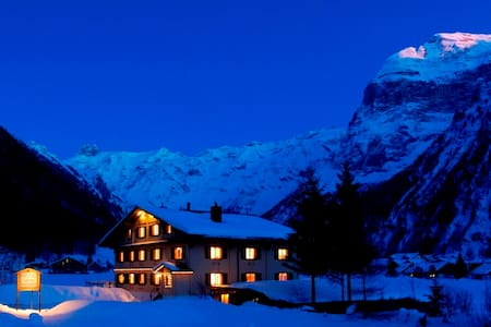 The house with Charme in Engelberg - Engelberg