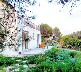 Peace and Tranquility in Languedoc - Montagnac - Appartement
