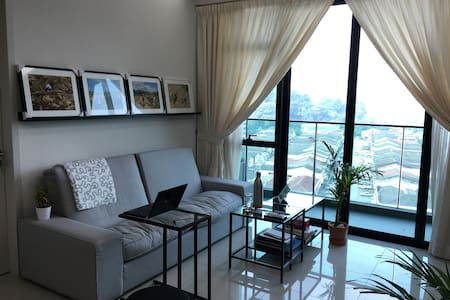 Exclusive Private Room & Bath with Wifi, Gym&Pool - Condominium