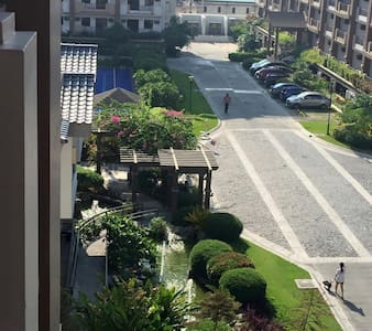 Furnished 2 BR condo - Muntinlupa City - Wohnung