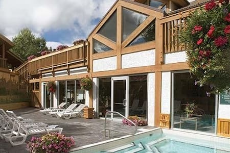 Banff resort 2 bdrm upto 6 Feb 7-12 - Altro
